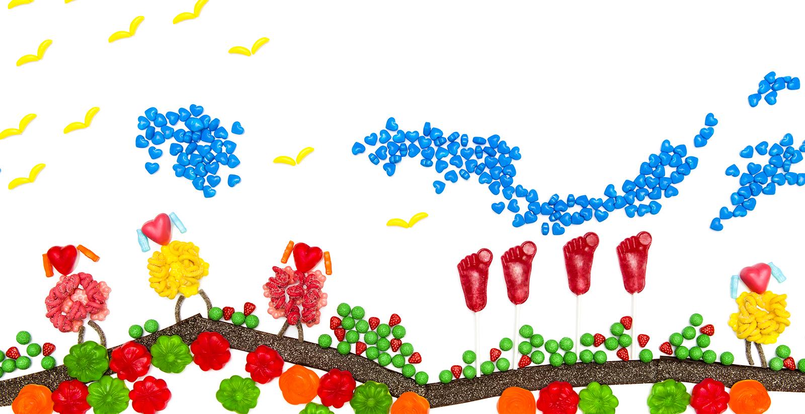 צילום מזון, בועז נובלמן לחברת הממתקים וקסמן